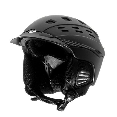 Smith Optics Variant Brim Helmet, Small, Matte Black Smith Optics B004NMWQR6