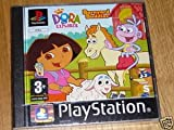Dora the Explorer Barnyard Buddies Playstation Game