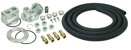 Derale 15748 Engine Oil Filter Relocation Kit
