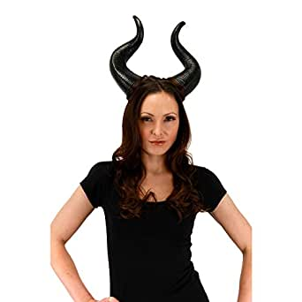 Maleficent Deluxe Horns Adult Sleeping Beauty Costume Accessory Villain Disney