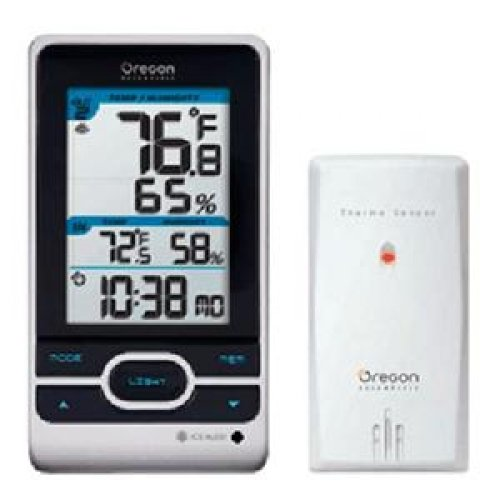 Remote Temperature And Humidity Monitoring front-1069789