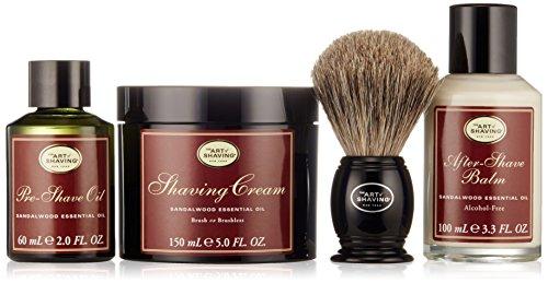 The Art of Shaving Full Size Kit ($150 Value), Sandalwood