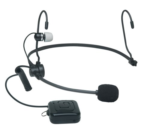 Durosonic Pro Series Noise Reduction Headset For Bluetooth Compatible Phones