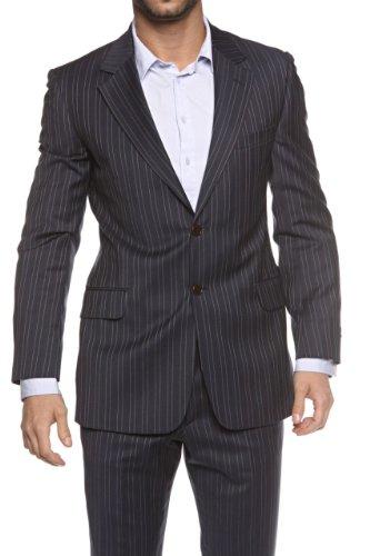 Paul Smith Suit THE FLORAL, Color: Dark blue, Size: 102