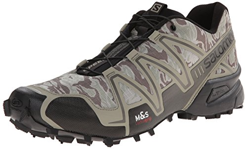 [サロモン] salomon SPEEDCROSS 3 L37328900 L37328900 (CAMO TITANIUM/Dark Titanium/SWAMP/26.5)