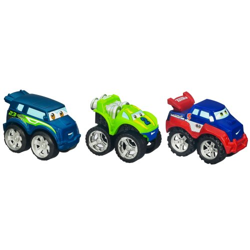 Tonka Chuck Die-Cast Race Pack