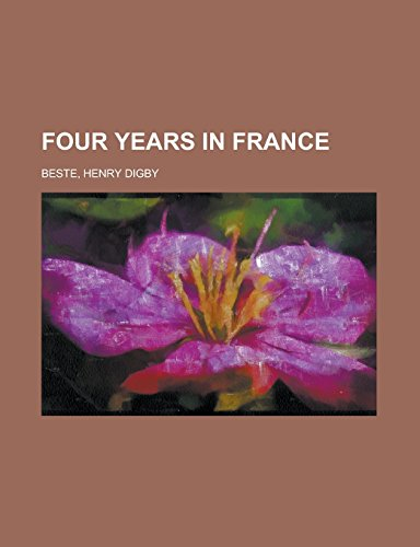 Four Years in France