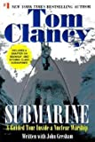 img - for Tom Clancy: Submarine (Paperback); 2003 Edition book / textbook / text book