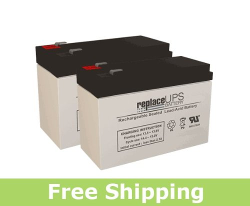 Belkin Universal 1200 Batteries (Set of 2) in stock