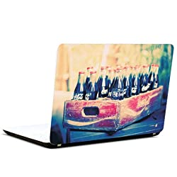 Pics And You Old Coca Cola Crates Laptop Skin Decal