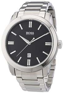 Hugo Boss - 1512769 - Montre Homme - Quartz Analogique - Cadran - Bracelet Acier Argent