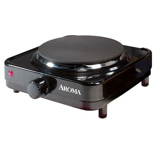 Aroma Single-Burner Portable Electric Range Hot Plate