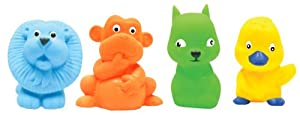 Funskool Pip Squeaks (Pack of 4 Piece)