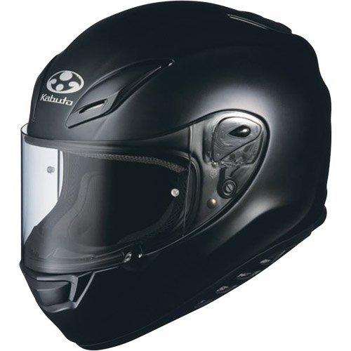 オージーケーカブト(OGK KABUTO)バイクヘルメット フルフェイス AEROBLADE3 フラットブラック (サイズ:L)