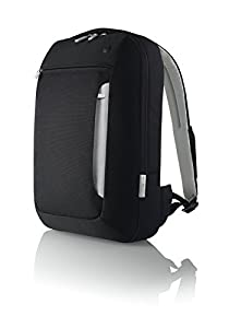 Belkin Slim 15.4 Notebook Polyester Backpack, Black/Light Gray Size: 15.4 inches, Model: F8N057-KLG, Electro Shop from Belkin