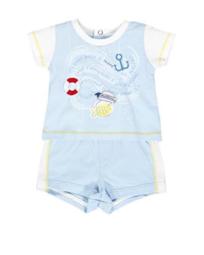 Bimbus Coordinato Bebè [Azzurro]