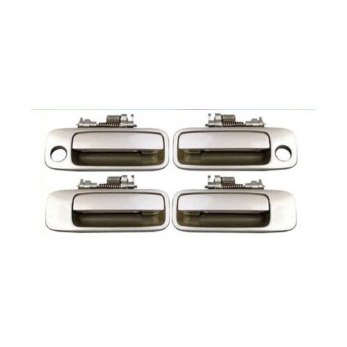 DH78 69220AA010C0 97-01 Motorking Toyota Camry Beige 4M9 Replacement Set 4 Outside Door Handles 97 98 99 00 01 (2001 Camry Door Handle 4m9 compare prices)