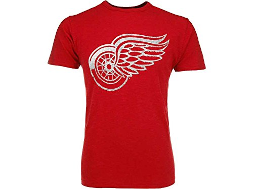 NHL Detroit Red Wings Men's Scrum Basic Tee