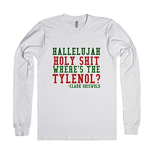 christmas-vacation-tylenol-b-tee-t-shirt-clark-griswold-quote-shirt-medium