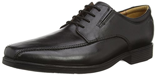 clarks-tilden-walk-mens-derby-black-black-leather-105-uk-45-eu