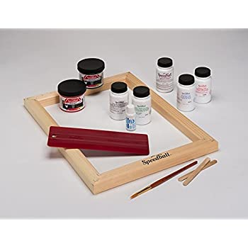 Speedball Intermediate Screen Printing Kit
