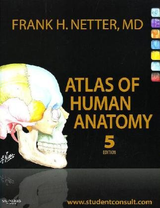 Atlas of Human Anatomy: with Student Consult Access, 5e...