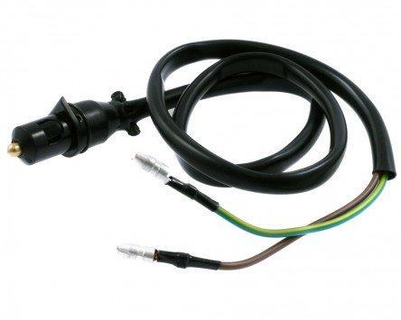Interruptor de luz de freno trasera para Yamaha DT, FZR, RD, XJ, XS Yamaha XV 1000 Virago 3DR1 2AE 1988 64 PS, 47 kw