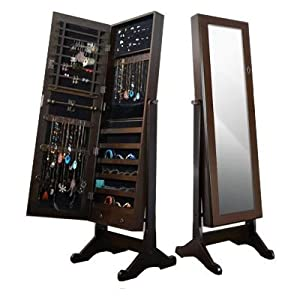 q8 schmuckschrank bijoux spiegelschrank schmuckschatulle. Black Bedroom Furniture Sets. Home Design Ideas