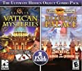 Vatican Mysteries and Buckingham Palace Hidden Object Combo Pack