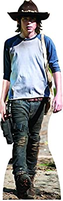 Carl Grimes The Walking Dead Standee