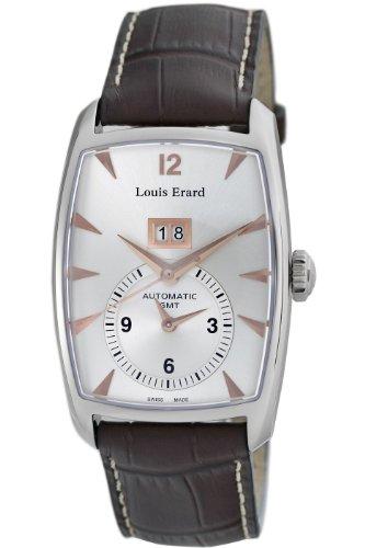 Louis Erard Men's 82210AA01.BDC52 1931 GMT Automatic Watch