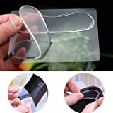 Silicone Back Heel Liner Gel Cushion Pads Insole