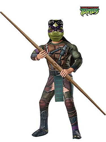 Rubies Teenage Mutant Ninja Turtles Deluxe Muscle-Chest Donatello Costume