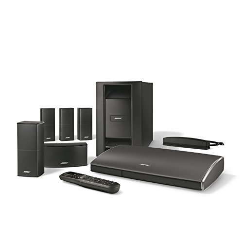 Check Out This Bose Lifestyle 525 Series III Home Entertainment System (Black)
