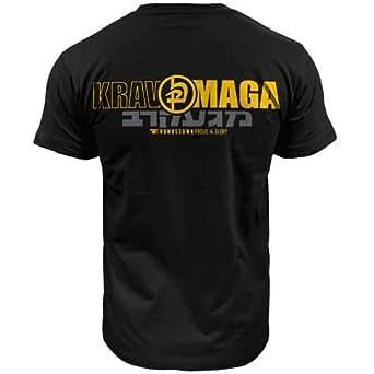 Krav Maga Thumbsdown Proud & Glory, MMA T-shirt (size Small)