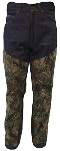 True Timber Men's MC2 Denim Briar Pants 30x32 Camouflage (Briar Proof Pants compare prices)