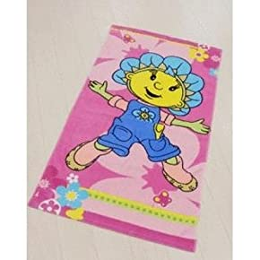 Kids/Childrens Fifi and the Flower Tots 100% Cotton Beach Towel