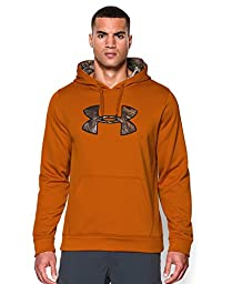 Under Armour Men\'s UA Storm Caliber Hoodie - Tall Large Tall RODEO ORANGE