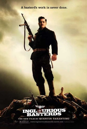 Inglourious Basterds POSTER Movie (27 x 40 Inches - 69cm x 102cm) (2009) (Style G) by Decorative Wall Poster [並行輸入品]