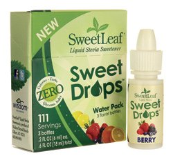 Sweetleaf Stevia Sweet Drops Water Pack