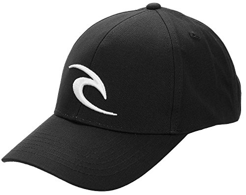 rip-curl-herren-icon-cap-kappe-black-one-size