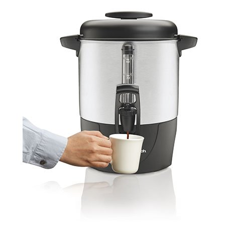 Hamilton Beach 40514 40-Cup Coffee Urn