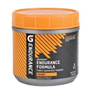 Gatorade Endurance Formula Thirst Quencher Sport Drink Powder - 32oz. Canister (Orange)