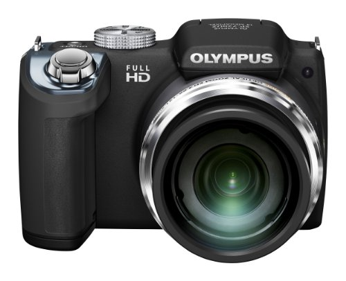 Olympus SP-720UZ Digital Ultra Zoom Camera -