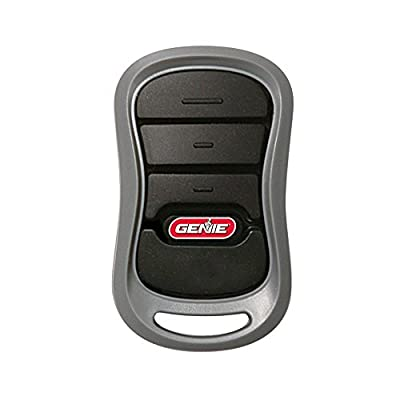 Genie G3T-R Intellicode2 3-Button Remote (Works With Genie Garage Openers Only) by The Genie Company
