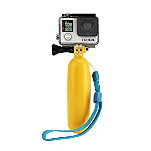Sametop Floating Hand Grip Handle Pole for Gopro Hero4, Hero3+, Hero3, Hero2, Hero Cameras