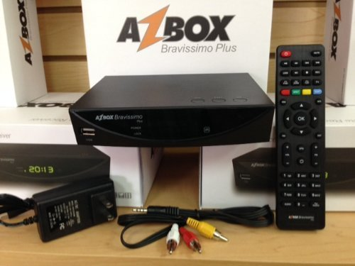 Azbox Bravissimo Plus