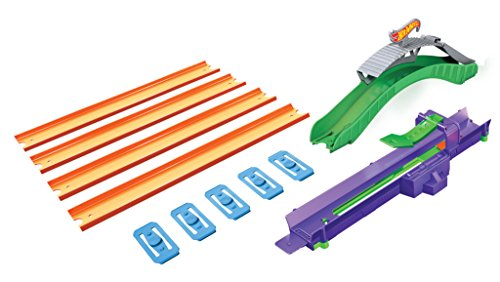 Hot Wheels Track Builder Track Essentials Bridge Pack