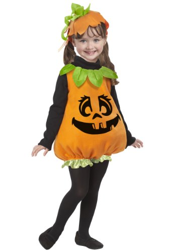 Pumpkin Girl Infant Costume