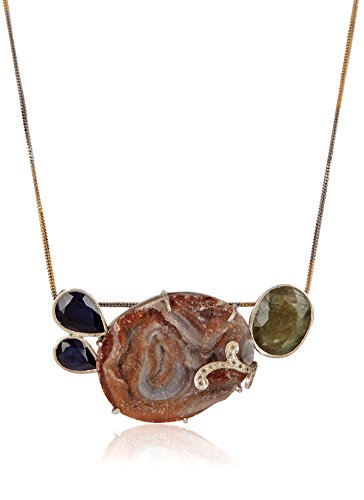 Lazreena Lazreena Sterling-Silver Pendant Women Multi-Colour (Multicolor)